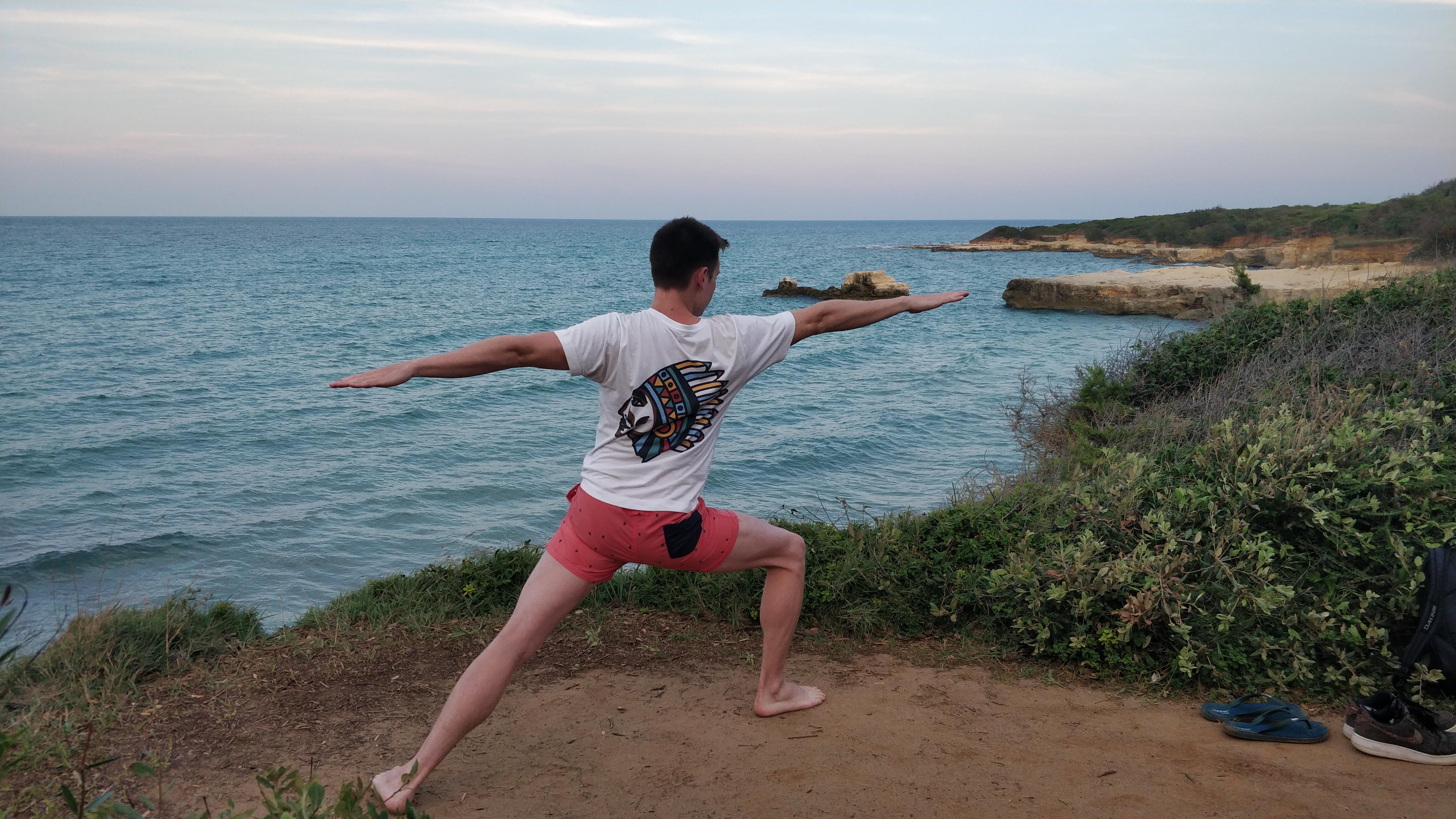 Du yoga à l'écologie, il n'y a qu'un pas – les débuts de Natopia